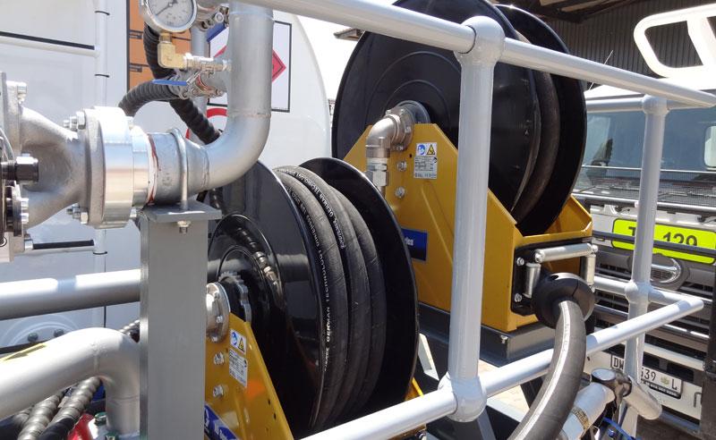 Diesel Bowser Graco