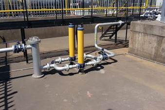 BHP Billiton HMM Diesel Filtration System